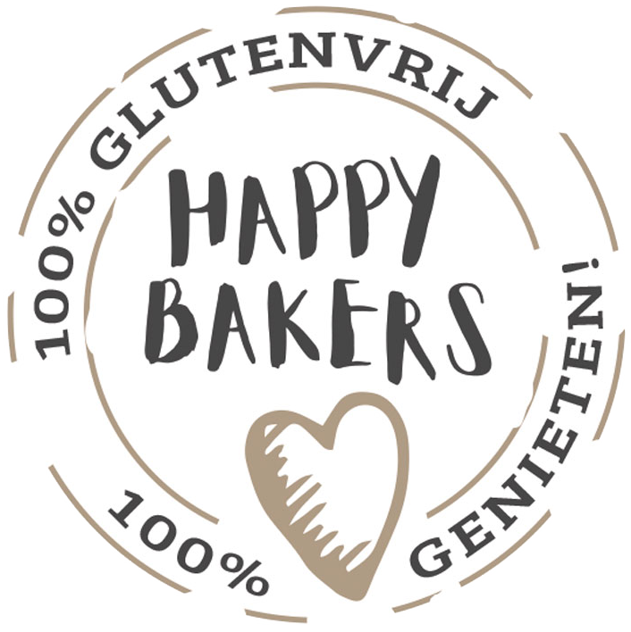 Logo Happybakers | Happybakers.nl
